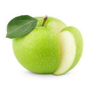 zelene jablko